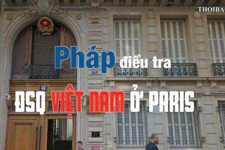 Đại sứ quán Việt Nam tại Pháp liên quan đến nhóm mật vụ bắt cóc Trịnh Xuân Thanh – Cảnh sát Paris vào cuộc