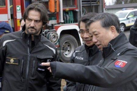 Slowakische Polizei ermittelt gegen Tô Lâm Delegation des vietnamesischen Ministeriums für Öffentliche Sicherheit