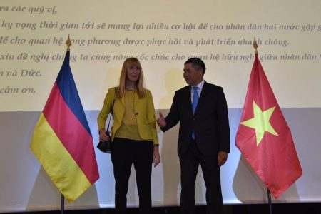 Quốc khánh Việt Nam tại Berlin và bức ảnh hay nhất năm 2018 về mối quan hệ giữa hai nước Đức – Việt