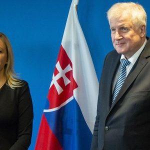 Bộ trưởng Nội vụ Slovakia sang Đức hội đàm với Bộ trưởng Nội vụ Đức về vụ bắt cóc Trịnh Xuân Thanh
