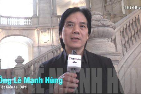 Nhà nước pháp quyền CHLB Đức với phiên tòa xử mật vụ VN bắt cóc Trịnh Xuân Thanh