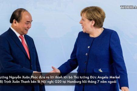 Thủ tướng Nguyễn Xuân Phúc lo lắng khi phải gặp Thủ tướng Đức tại Hội nghị cấp cao Á – Âu (ASEM) lần thứ 12