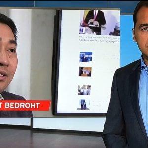 """""""Nhà báo Việt Nam ở Berlin đang bị nguy hiểm đến tính mạng"""" – RBB 30.10.2018"""