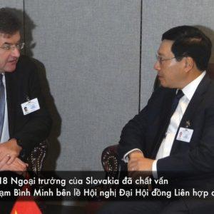 Viện Công tố Slovakia công bố quyết định khởi tố vụ án dùng chuyên cơ chính phủ Slovakia đưa Trịnh Xuân Thanh ra khỏi khu vực Schengen