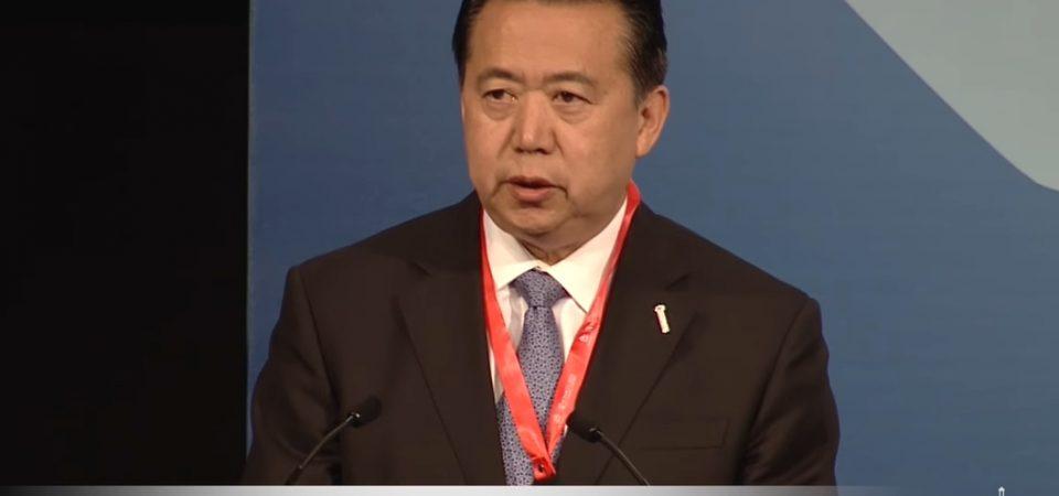 Vụ Giám đốc Interpol Mạnh Hoành Vĩ bị bắt giống vụ bắt cóc TXT
