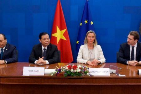 Sớm nhất trong nửa năm cuối 2019 hoặc đầu năm 2020 Hiệp định Thương mại EU-Việt Nam mới được ký kết và thông qua?