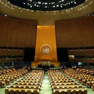 Tham tán ngủ ở Liên Hiệp Quốc: Người chụp hình nói gì