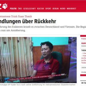 Cuộc đàm phán hàn gắn mối quan hệ ngoại giao Đức – Việt đã diễn ra hôm nay. Việt nam có đáp ứng yêu cầu trả Trịnh Xuân Thanh về Đức hay không?