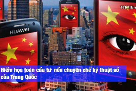 An ninh mạng Việt Nam và chuyên chế kỹ thuật số của Trung Quốc