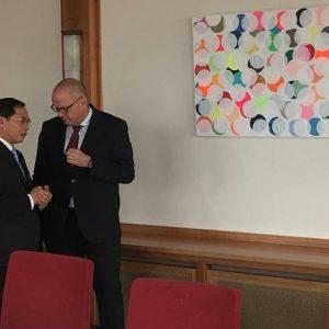 Neubeginn für Deutsch-Vietnamesische Beziehungen: Deutschland setzt sich weiterhin für die Rückkehr von Trịnh Xuân Thanh nach Deutschland einzelnen
