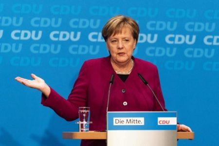 Nước Đức đang chuyển!