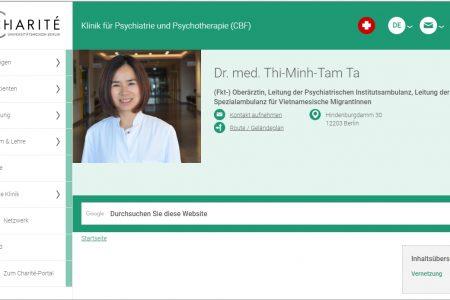 Người Việt ở Đức chớ xem thường sức khỏe tâm thần