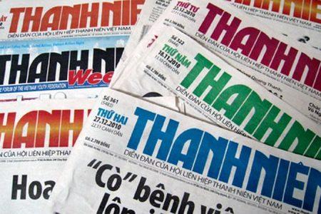 Kommentar: Ehre den 12 Ressortleitern der Thanh Niên-Zeitung, die lieber ihren Job verlieren als in die Kommunistische Partei Vietnams einzutreten