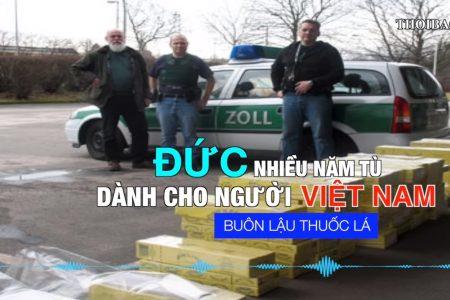 Người Việt Nam bị tịch thu 815.572 Euro và phạt nhiều năm tù vì tội buôn lậu thuốc lá vào Đức