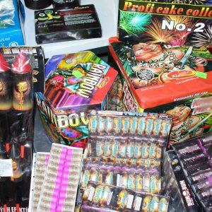 Cảnh sát Đức cảnh báo việc mua pháo lậu ở các chợ Việt Nam