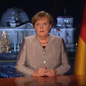 Bài phát biểu đầu năm 2019 của Thủ tướng Đức bà Angela Merkel