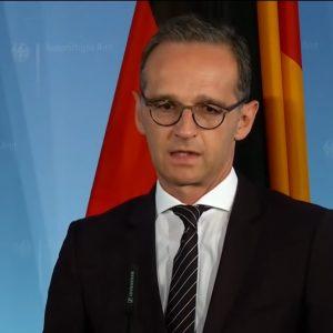 Cuộc đấu tranh quyền lực tại Venezuela – Bộ trưởng Bộ Ngoại giao Đức Maas tuyên bố ủng hộ ông Guaido