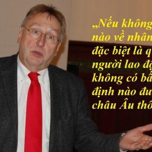 Vì sao EU hoãn lại việc phê chuẩn Hiệp định Thương mại EU-Việt Nam?