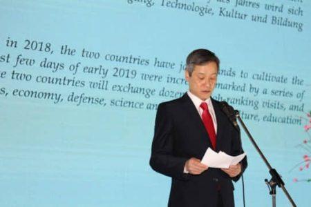 Vài cảm nghĩ về Tết Nguyên Đán 2019 tại Berlin do Đại Sứ Quán Việt Nam tổ chức