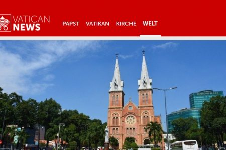 Vietnamese-Australian bishop comments on Lộc Hưng garden