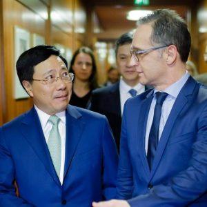 Việt Nam và Đức thảo luận về việc định hướng lại quan hệ đối tác chiến lược giữa hai nước – Vụ bắt cóc Trịnh Xuân Thanh được đề cập đến trong cuộc hội đàm