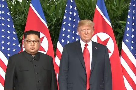 Tổng thống Trump xác nhận có thể sẽ gặp Chủ tịch Kim Jong Un tại Việt Nam hoặc Thái Lan