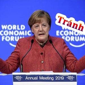 Vì sao Thủ tướng Nguyễn Xuân Phúc tránh gặp nữ Thủ tướng Đức Angela Merkel tại Hội nghị Davos?