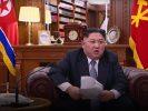 Chủ tịch Kim Jong-un chỉ đạo Chính phủ Bắc Triều Tiên viết thư khẩn cầu viện trợ lương thực gửi tới Liên Hiệp Quốc trước chuyến đi Hà Nội