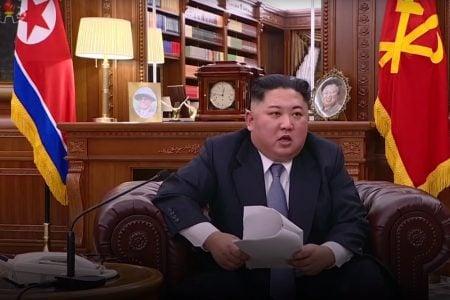 Chủ tịch Kim Jong-un khẩn cầu viện trợ lương thực cho 25 triệu người dân nước này trước khi tới Hà Nội