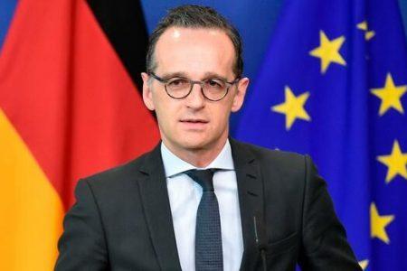 Bộ trưởng Ngoại giao Đức Heiko Maas cảnh báo Italia có thể phụ thuộc vào Trung Quốc