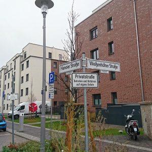 Berlin đã có phố Hà Nội