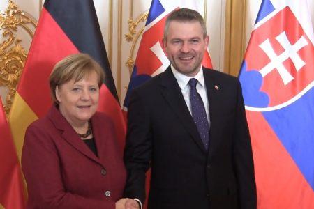 Thủ tướng Đức tiếp tục đề cập đến vụ bắt cóc Trịnh Xuân Thanh trong cuộc hội đàm với Thủ tướng Slovakia hôm 07.02.2019