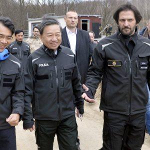 Cảnh sát Đức bắt đầu điều tra Đại tướng Tô Lâm tại Slovakia trong vụ bắt cóc Trịnh Xuân Thanh