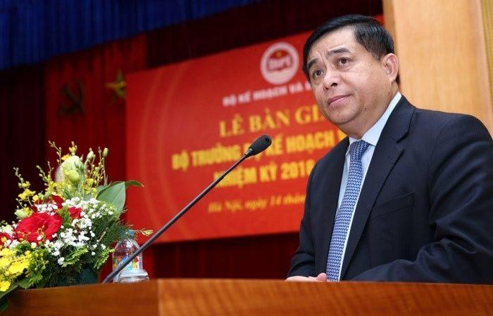 Bộ trưởng Kế hoạch và Đầu tư Nguyễn Chí Dũng âm thầm đi làm việc tại CHLB Đức