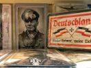 Một cửa hàng Việt Nam tại Berlin bán những đồ vật tuyên truyền về phát xít Đức Hitler