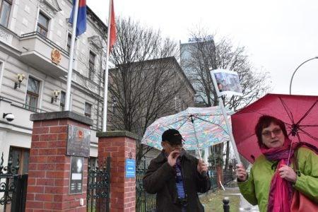 Người dân Đức được tận mắt chứng kiến địa điểm nhốt Trịnh Xuân Thanh tại Đại sứ quán Việt Nam ở Berlin