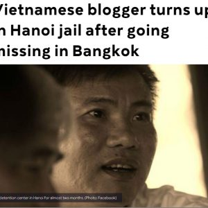 Tô Lâm vẫn im lặng khi Tổ chức Phóng Viên Không Biên Giới (RSF) yêu cầu giải tích về Trương Duy Nhất