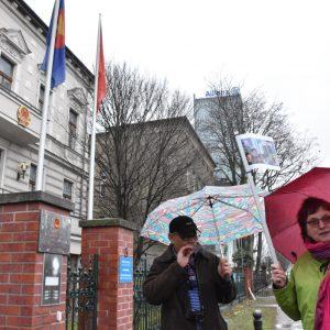 Vietnamesische Botschaft in Berlin: Berliner werfen einen Blick auf den Ort, an dem Trịnh Xuân Thanh eingesperrt wurde