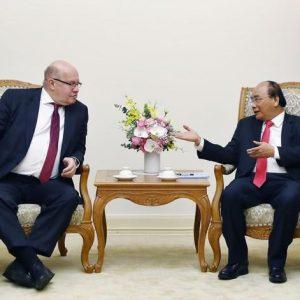 Bundeswirtschaftsminister Altmaier spricht Menschenrechte und die Entführung von Trịnh Xuân Thanh in Vietnam an – Deutsches Haus wird ohne Vietnams Außenminister eröffnet