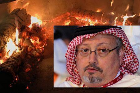 Phát hiện mới rùng rợn: Xác nhà báo Khashoggi đã bị thiêu trong bếp lò!