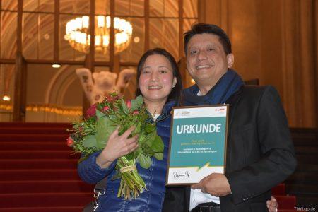 """Doanh nghiệp gốc Việt được đề cử trao giải thưởng """"thực hiện đa dạng"""" dành cho người nhập cư tại Berlin"""