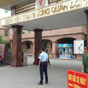 Tổng bí thư, Chủ tịch nước Nguyễn Phú Trọng đã được đưa về bệnh viện 108 Hà Nội