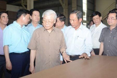 Tổng bí thư, Chủ tịch nước Nguyễn Phú Trọng đã vượt qua cơn hiểm nghèo