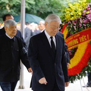 Bệnh tình của Tổng bí thư, Chủ tịch nước Nguyễn Phú Trọng nặng đến mức độ nào? Ông có thể đứng ra làm Trưởng ban Lễ tang cho Lê Đức Anh hay không?
