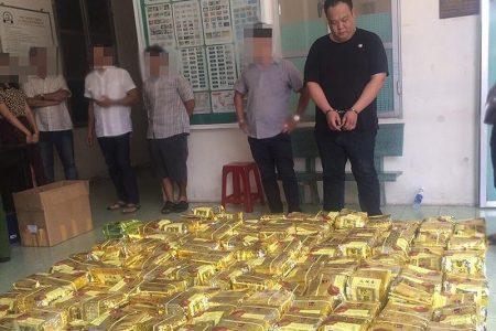 Vietnam: Saigoner Polizei zerschlägt tonnenschweren Drogenring