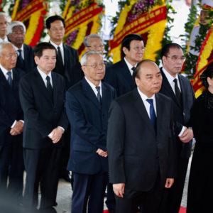 Vì sao Tổng bí thư, Chủ tịch nước Nguyễn Phú Trọng không thể dự Lễ tang Lê Đức Anh?