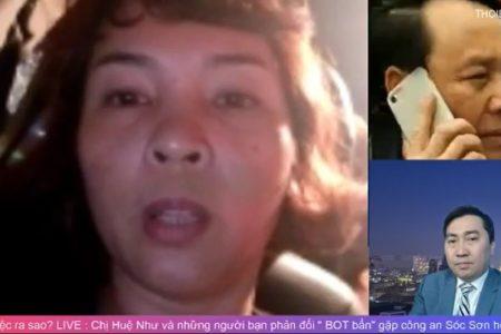 """Đại tá Lê Ngọc Ly – Trưởng công an huyện Sóc Sơn đã nói gì?, khi cho mật vụ đàn áp người phản đối """"BOT bẩn"""""""