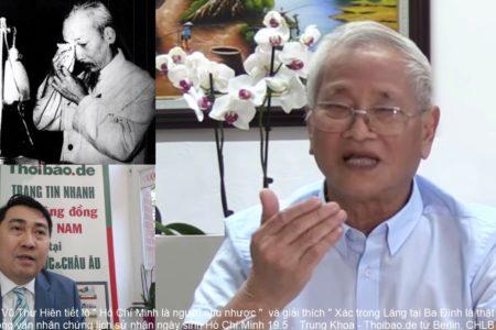 50 năm: Nguyễn Phú Trọng và Đảng Cộng sản đã làm trái Di chúc cố Chủ tịch Hồ Chí Minh ra sao?