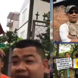 """Dân """" chửi sấp mặt """" Công an Việt Nam vì ngăn Biểu tình chống Luật Đặc Khu"""
