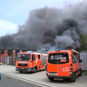 Đám cháy tại chợ Đồng Xuân Berlin đáng lẽ có thể được dập tắt ngay từ đầu?